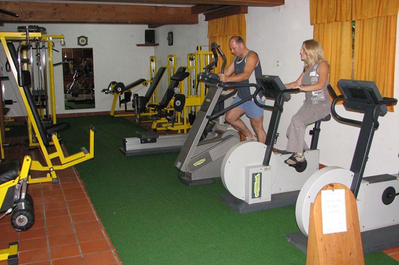 Sport center Prodnik - Fitness