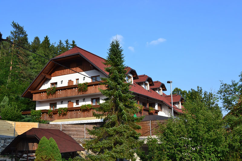 Sport center Prodnik - Accomodation