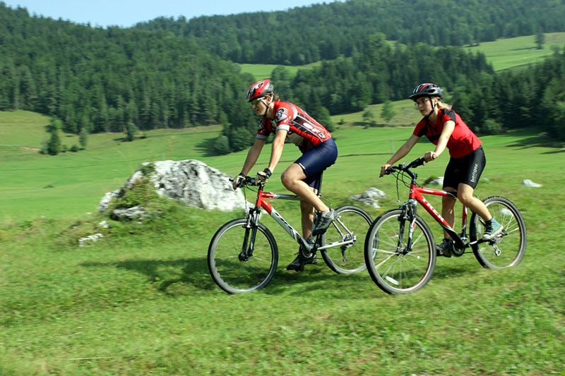 Sport center Prodnik - Cycling