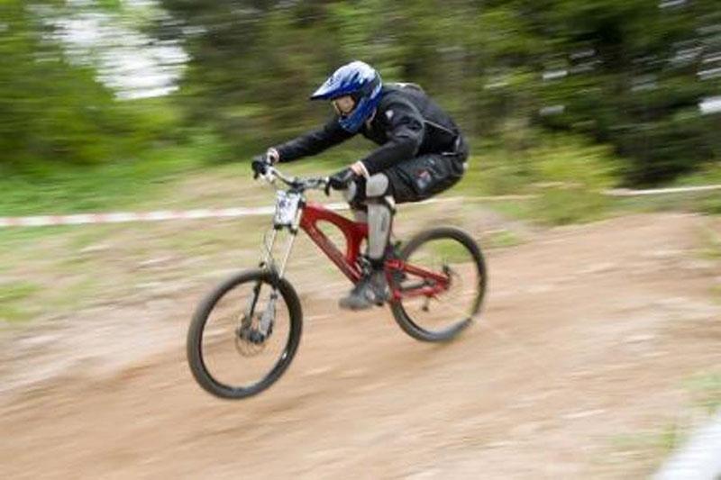 Sport center Prodnik - Downhill