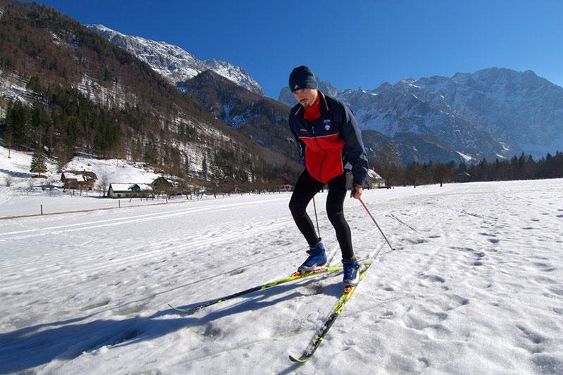 Sport center Prodnik- Ski running