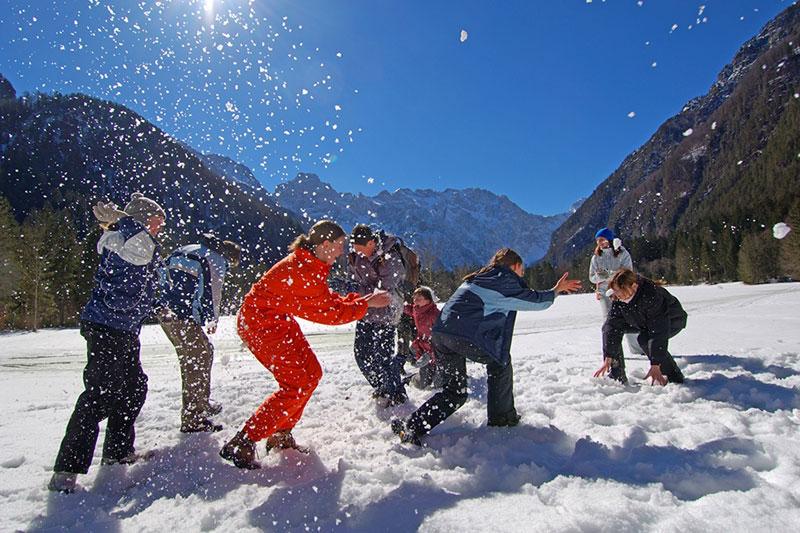 Sport center Prodnik - Winter
