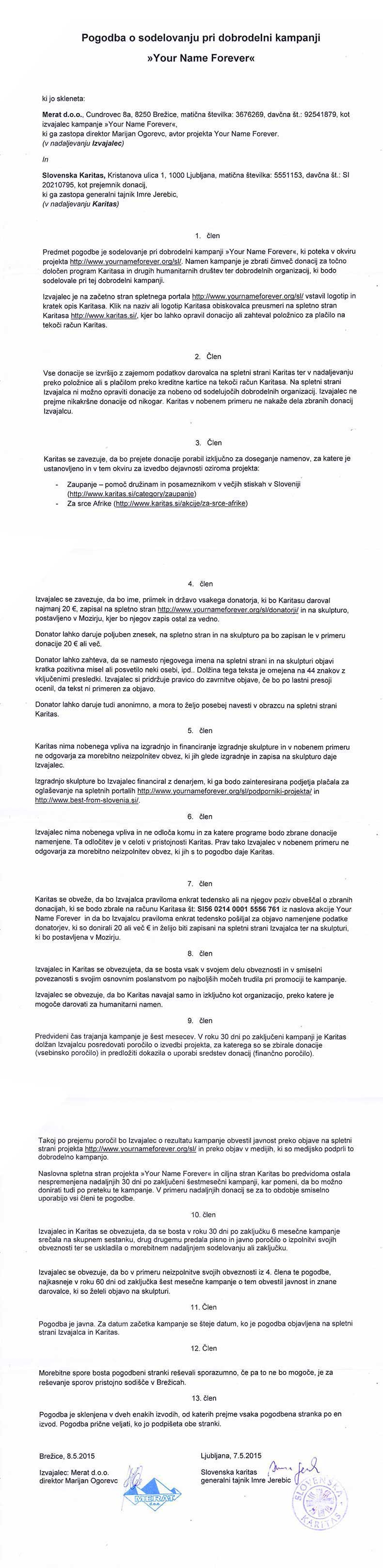 Pogodba-Karitas